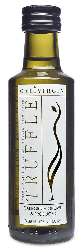 calivirgin white truffle olive oil